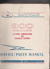 CESSNA 300 series ELECTRONIC COMMUNICATIONS AND NAVIGATION EQUIPMENT, 1966