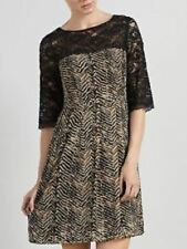 SOMERSET BY ALICE TEMPERLEY ZIG ZAG LACE TOP DRESS RRP £120 SIZE 10 12, 16 18