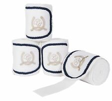 Lauria Garrelli Breathable Stylish Comfortable Equine Horse Queens Bandages