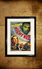 NightKey1937_02 Movie advertising posters and framed pictures