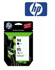 NEW HP SA307AA (HP 94/95) Genuine Black & Colour Combo Pack Ink Cartridges