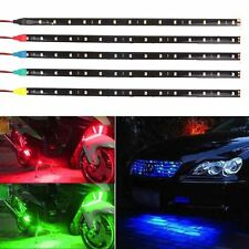 1/5 pcs Waterproof 30cm Flexible LED Car Strips 12V 5W Daytime Running lights