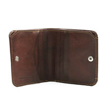 Tony Perotti Front Pocket Bi-Fold Traditional Wallet with Coin Pouch