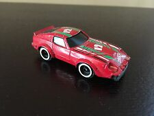 VHTF Motor Force Datsun 280zx # s8562f diecast rare made in Hong Kong Red