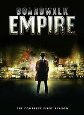 Boardwalk Empire: The Complete First Season (DVD, 2012, 5-Disc Set)