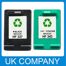 Remanufactured Ink Cartridge Replace For HP 337 HP343 Non-OEM Printer