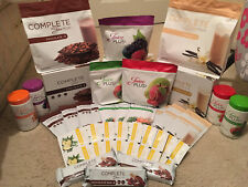 NEW JUICE PLUS BOOSTERS SHAKES AND CAPSULES WEIGHT LOSS TRIALS OMEGA IN STOCK