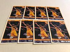 2013-14 Hoops #9 Kobe Bryant. 8 CARD LOT