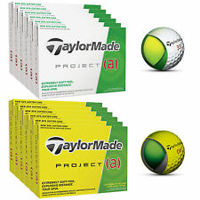 2017 TaylorMade Project (a) 6 Dozen Golf Balls - Authorized Retailer - Brand New
