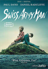 SWISS ARMY MAN DVD Daniel Radcliffe...quick shipping