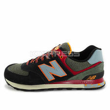 New Balance ML574 [ML574TSX] Classic Running Brown/Grey-Red