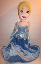 Disney Princess Cinderella Large Plush Soft Doll 21""