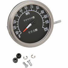 """Drag Specialties Speedometer for Harley-Davidson DS-243886 5"""" Each 2240:60"""