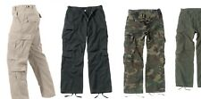 BDU PANTS VINTAGE OLIVE BLACK KAKI BROWN 8 POCKETS SIZES S,M,L,XL,2XL,3XL