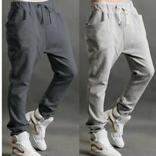 Hip Mens Trousers Movement Leisure Casual Baggy Hop New Slacks  Harem Fashion