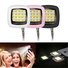 TY USB 16 LED Selfie Flash Fill Flash Light for Samsung iPhone Smartphone