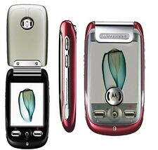 Motorola Ming A1200 Unlocked Quadband Camera,Bluetooth Touch Screen Cell Phone.