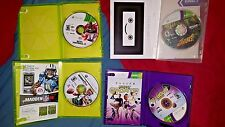 Xbox 360 various games - FREE SHIPPING Preowned see description for condition