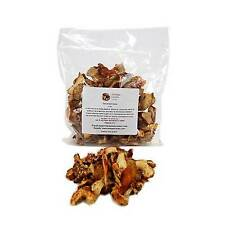 DEHYDRATED MUSHROOMS - DRIED EDIBLE GOURMET MEDICINAL FUNGI - 1 OR 4 OZ
