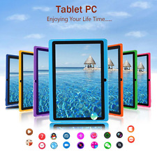 "NEW 6 Colors 7"" A33 Google Android 4.4 Quad Core 1G Tablet PC Bluetooth"