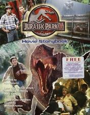 Jurassic Park Movie Storybook No. 3 by Marc Cerasini (2001, Hard cover )