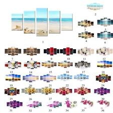 Canvas Wall Art Painting Set Living Room Decorative Pictures Hanging Pictures