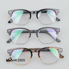 2955 full rim round prescription spectacles RX optical frames eyewear