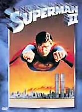 1978 Superman II DVD Christopher Reeve Margot Kidder Lois Lane Crime NEW CHARITY