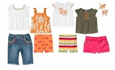 Gymboree Batik summer U pick outfits New NWT 12 18 Months tops shorts capri