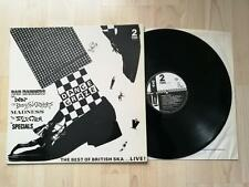 V/A Dance Craze - The Best Of British Ska - Live LP 2 Tone CHR TT 5004 UK 1981