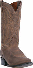 Dan Post Mens Sand Cash Leather Cowboy Boots 12in Western