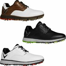 2017 Callaway Mens Golf Opti-Tech La Jolla WaterProof Performance Golf Shoes