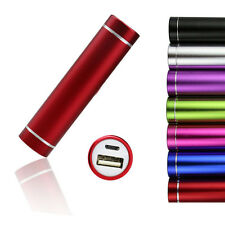 Portable Power Bank 2600mAh External Mobile USB Battery Charger for Cell Phone