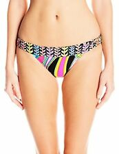 Trina Turk Women's Garden Paisley Buckle Side Hipster Bikini Bottom