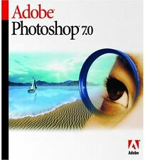 Adobe Photoshop 7.0  Upgrade for Windows Genuine 7