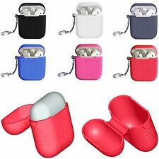Portable Silicone Case Skin Key Clasps Protect For Apple Airpods 3nd Generation