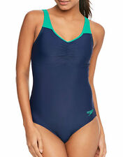 Speedo Womens Essential Clipback Swimsuit
