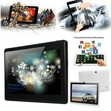 "7""inch Allwinner A33 Android 4.4 Camera WiFi Bluetooth 1G/8GB Tablet Quad Core H"