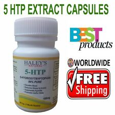 Best Quality 5 HTP Extract Capsule Made From Griffonia Seed Free Shipping