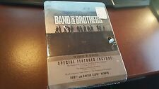 NEW FACTORY SEALED BAND OF BROTHERS DVD 2002 6-DISC SET HBO SERIES TIN