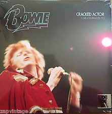 David Bowie Record Store Day 2017 Cracked Actor (Live Los Angeles '74) RSD Vinyl