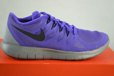 Nike Free 5.0 Flash Running Shoes Blue Training Trainers Size Selectable