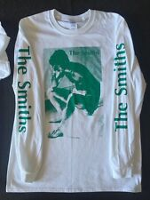 "The Smiths ""William, it was really nothing"" Long Sleeve Tee MORRISSEY PANIC MOZ"