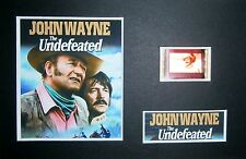 Rio Lobo The Undefeated John Wayne Unframed 35mm film cells