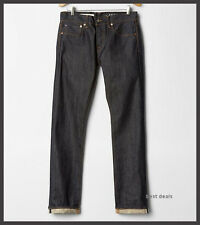 GAP MENS 1969 JAPANESE SALVAGE Straight FIT JEANS Brand NEW FREE FAST SHIPPING