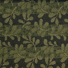 Quilt Fabric Cotton Calico Quilting FQ Green Leaves Fat Quarters Only