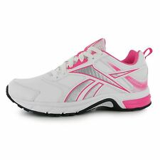 Reebok Pheehan 4 Running Shoes Womens White/Pink Trainers Sneakers Sports Shoe