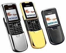 Nokia 8800 Unlocked Cellular Mobile Phone