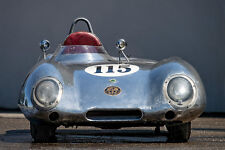 LOTUS ELEVEN SERIES 1956  VINTAGE RACING CAR  30 X 20 PHOTOGRAPHY/ POSTER