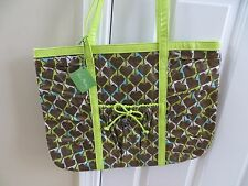 Vera Bradley TAKE ME WITH YOU Tote Shoulder Bag Frill- Retired NWT!